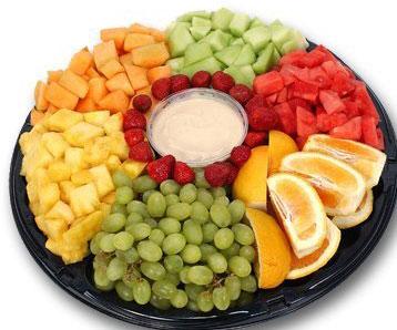 6.Hoa quả và sữa chua 1