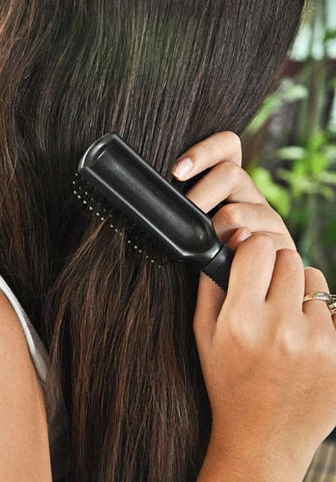 Mẹo chải tóc rối hiệu quả bằng lược 5