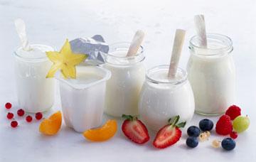5. Hạt cỏ cà ri + sữa chua 1