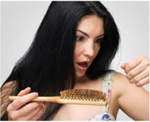 4 nguyên tắc chăm sóc tóc rụng 1