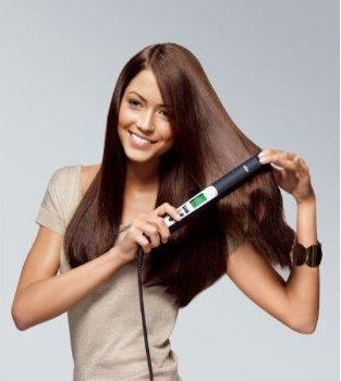 4. Là tóc và sấy tóc 1