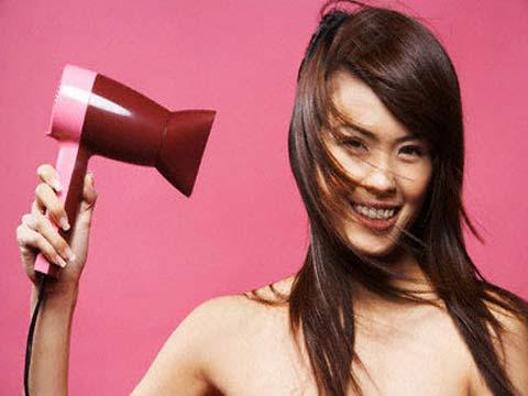 Nguy hiểm cận kề đe dọa tới tóc 1