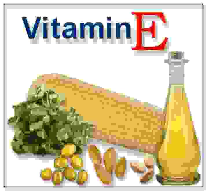 6.Vitamin E 1