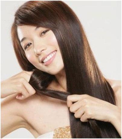 Trị rụng tóc bằng cách thông thường nhất