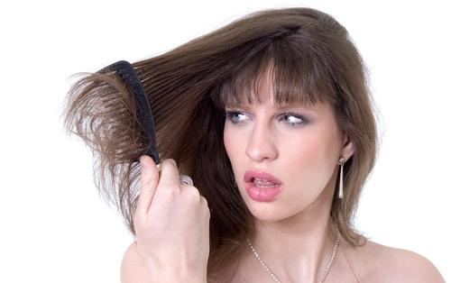Cách làm giảm xơ vàng cho tóc 1