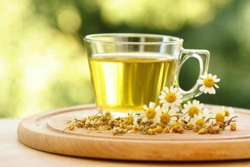 5. Tỏi và trà hoa cúc 1