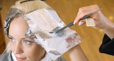 Thận trọng khi nhuộm tóc 1