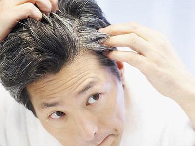 Nên biết trước khi nhuộm tóc bạc 1