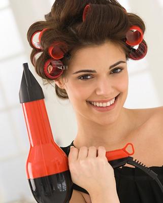 2. Để tóc khô tự nhiên giúp tóc bớt xơ gãy 1