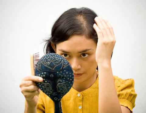 Tạm biệt tóc rụng bằng những cách đơn giản nhất 1