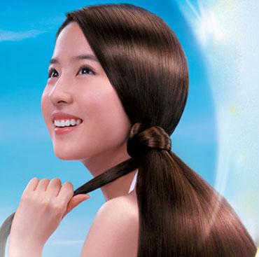 Hướng dẫn chăm sóc mái tóc ép 1