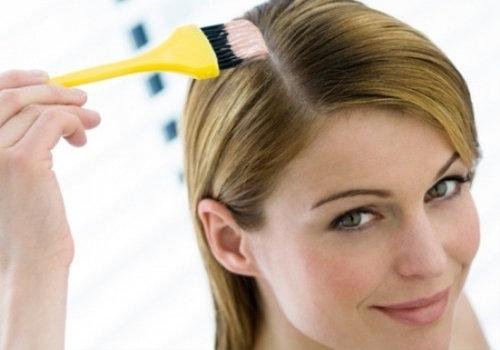 6. Dầu xả cho tóc óng mượt 1