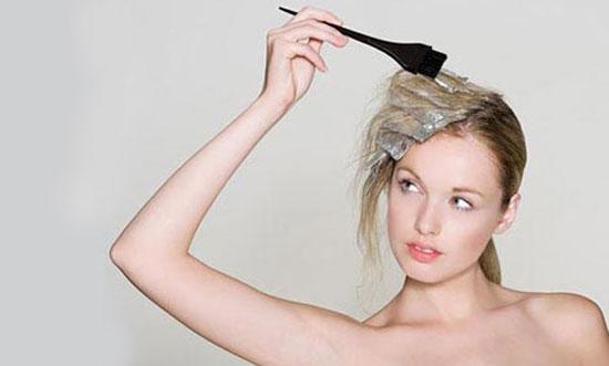 Những điểm cần lưu ý khi nhuộm tóc 1