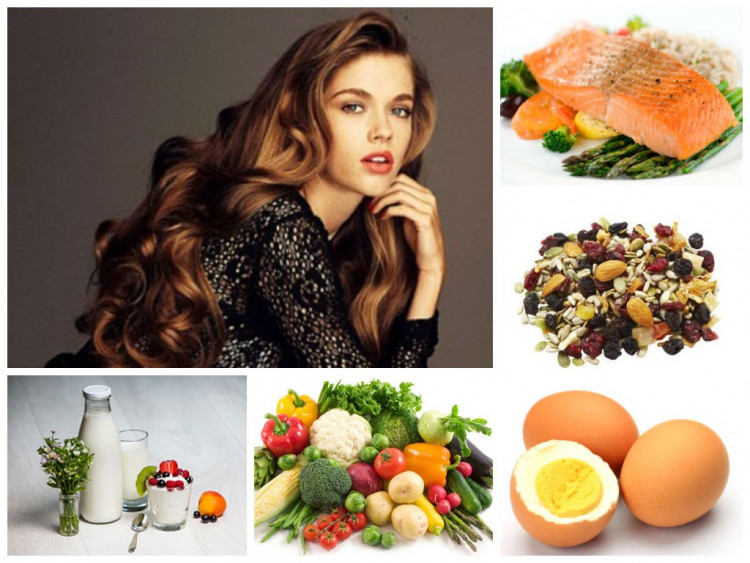 2, Dinh dưỡng cho tóc 1