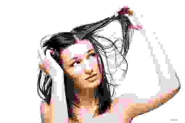 3 cách trị tóc dầu hiệu quả 2