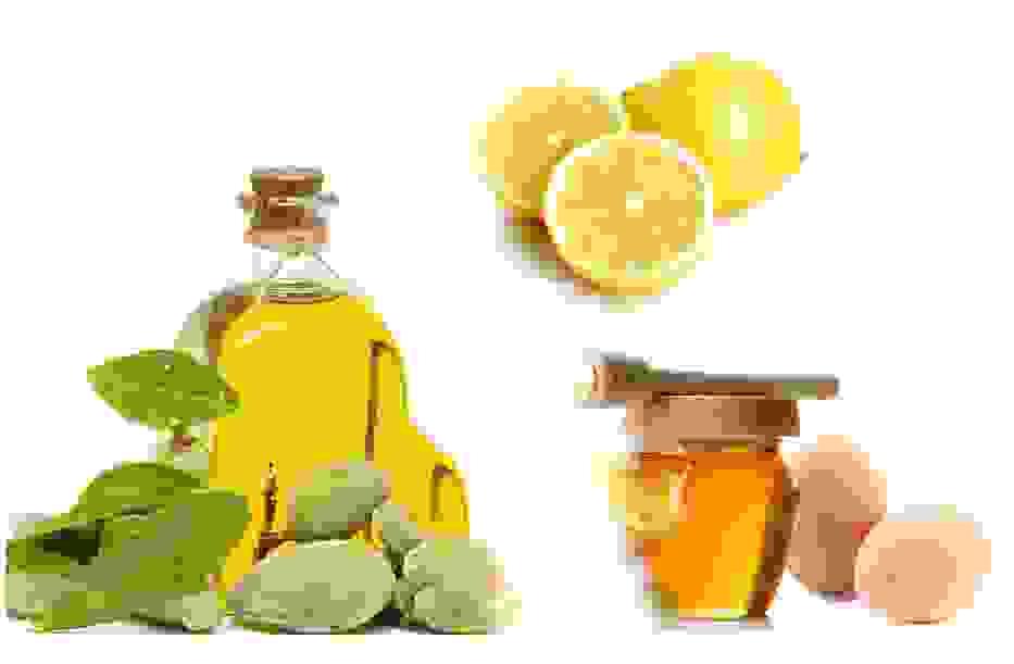 dầu oliu dưỡng tóc nhanh dài 4