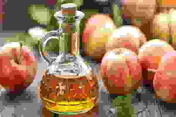 4. Bia cùng với giấm táo 1