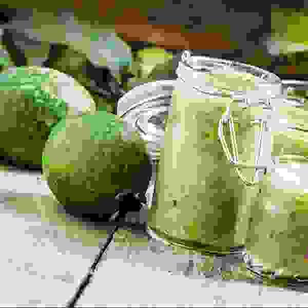 Mặt nạ trái ổi + Vitamin E + dầu dừa 1