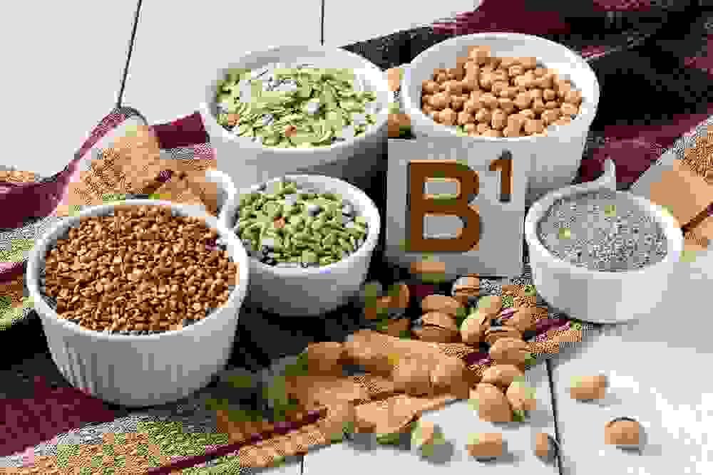 Vitamin b1 giúp tóc mọc nhanh dài 2