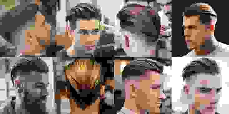 Một số hình ảnh mẫu tóc đẹp 2018 nam cho các chàng tham khảo 7