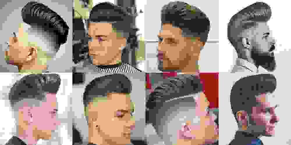 Một số hình ảnh mẫu tóc đẹp 2018 nam cho các chàng tham khảo 1