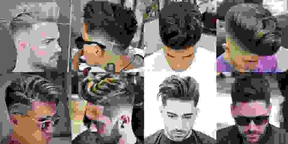 Một số hình ảnh mẫu tóc đẹp 2018 nam cho các chàng tham khảo 3