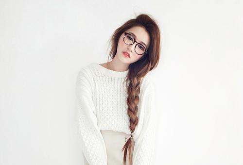 Tết tóc lỏng 1